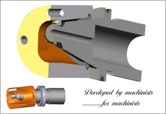 Developed by machinists ............for machinists