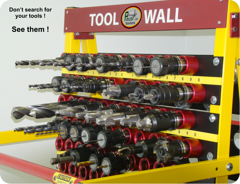 Don't search for your tools !  See them ! Solutions F aust Ltd Lieimm